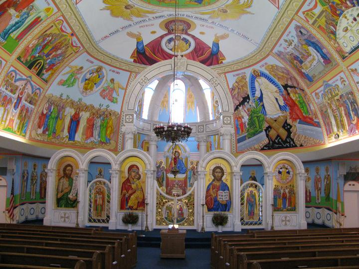 the orthodox church Anke wanger the-733 8 b) books of the new testament as for the new testament, the ethiopian orthodox church receives the following books into its canon (in that order)13 14.